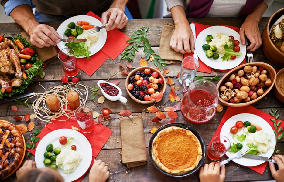 Healthy Eating & the Holidays: How to Make It Work | AFC Urgent Care of East Tennessee