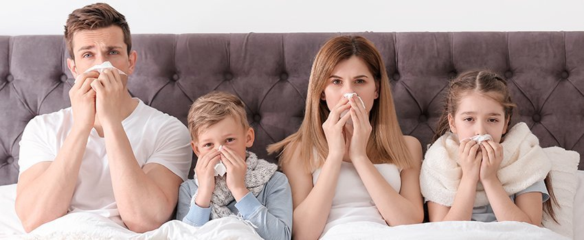 What Can I Do to Protect My Family From the Flu Virus?