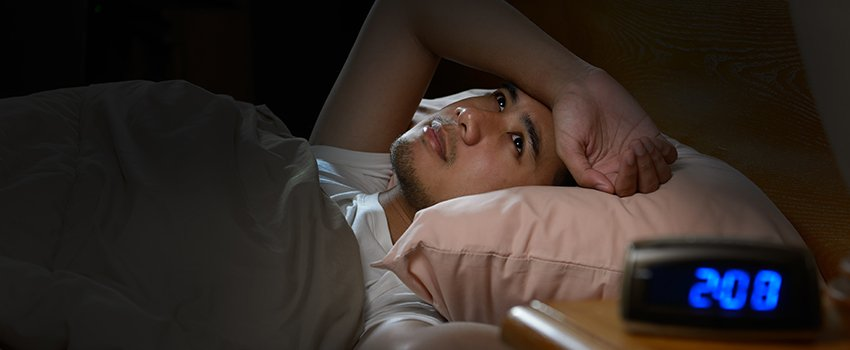 What Are the Different Types of Insomnia?