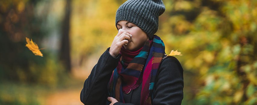 How Can I Lessen My Allergy Symptoms This Fall?